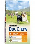 Dog Chow Mature Adult 5+ Сhicken and Rice 14кг